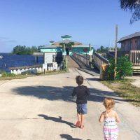 Life - Family Date: Squid Lips Overwater Grill - Sebastian, FL