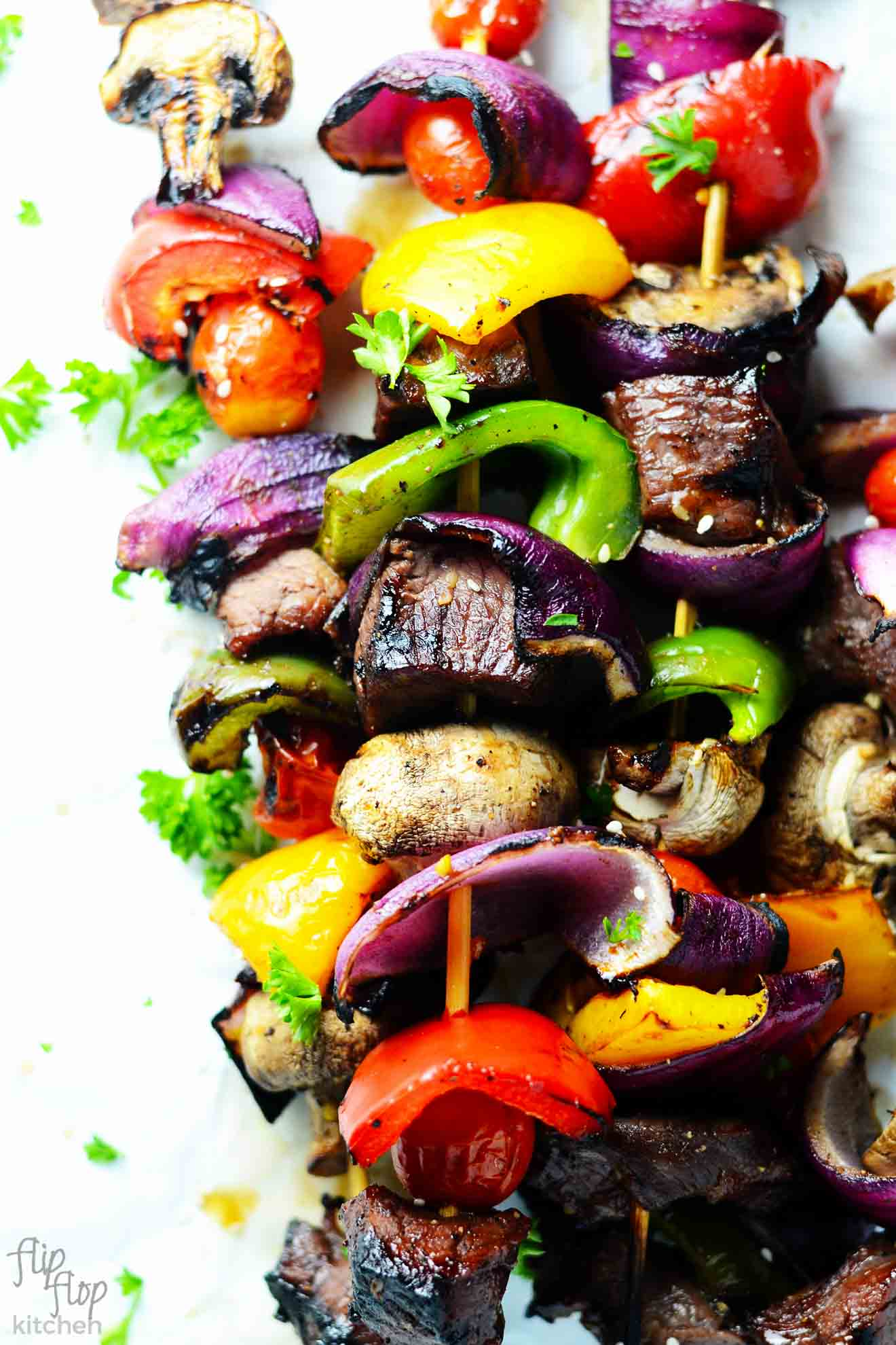 Perfectly Grilled Shish Kabobs