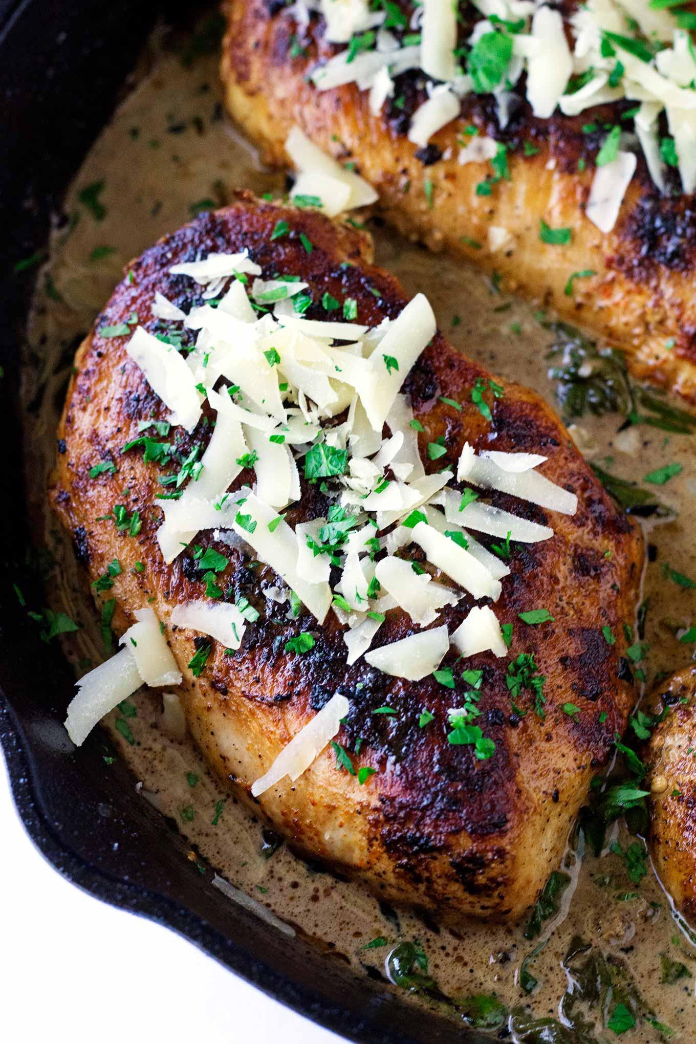 how to make montfort chicken garlic sauce